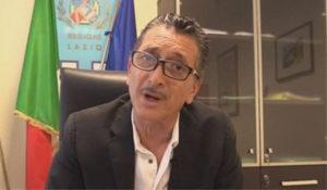 Loreto Marcelli, consigliere in Regione Lazio del Movimento 5 Stelle