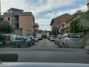 Via Muzio Scevola, Campo Boario