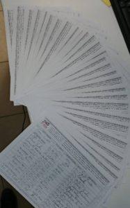 Firme raccolte a Sabaudia contro la chiusura del PPI