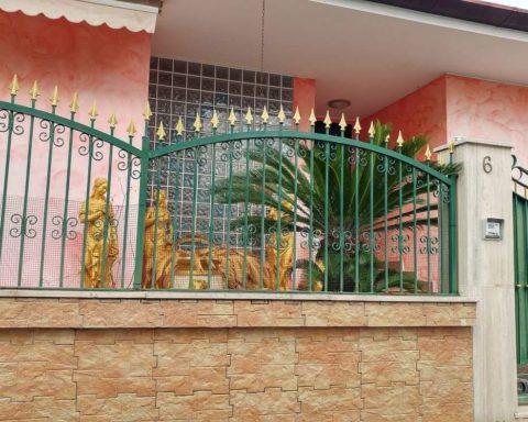 Casa confiscata Ciarelli