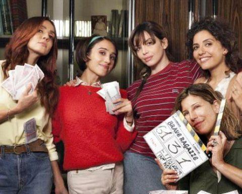 Brave ragazze - cast