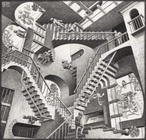 Relatività di Escher