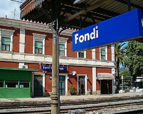 stazione Fondi