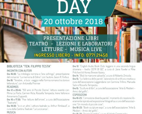 Library Day a Formia