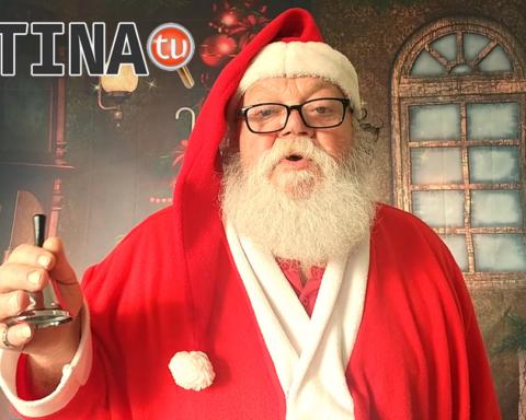 Babbo Natale a Latina