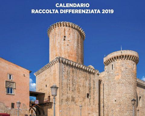 Calendario Differenziata 2019