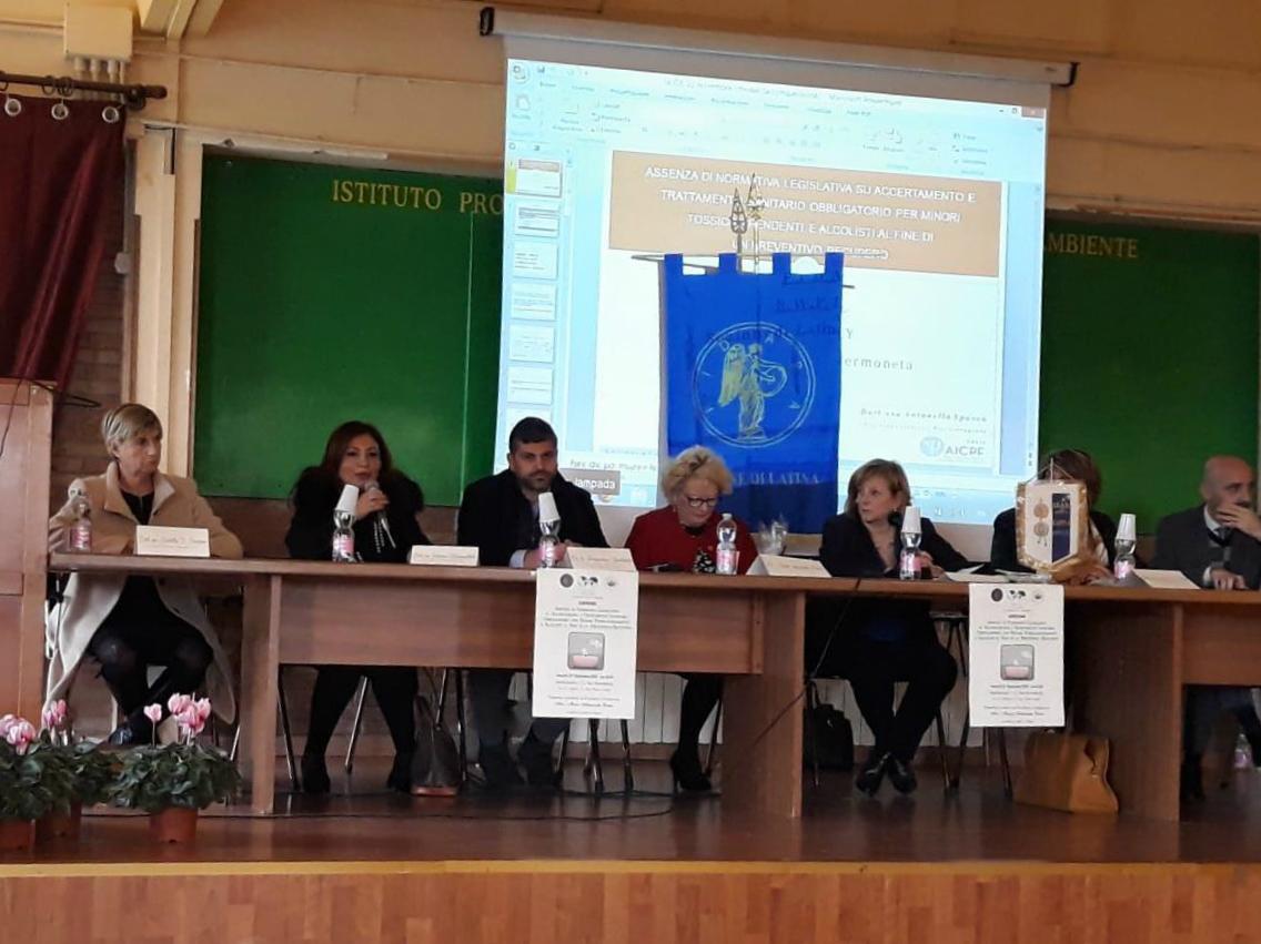 Ipaa San Benedetto convegno Fidapa