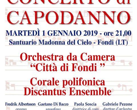 LOC. Concerto di Capodanno 2019