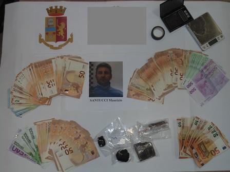 Arresto di Maurizio Santucci