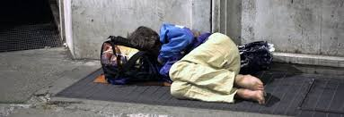 senzatetto