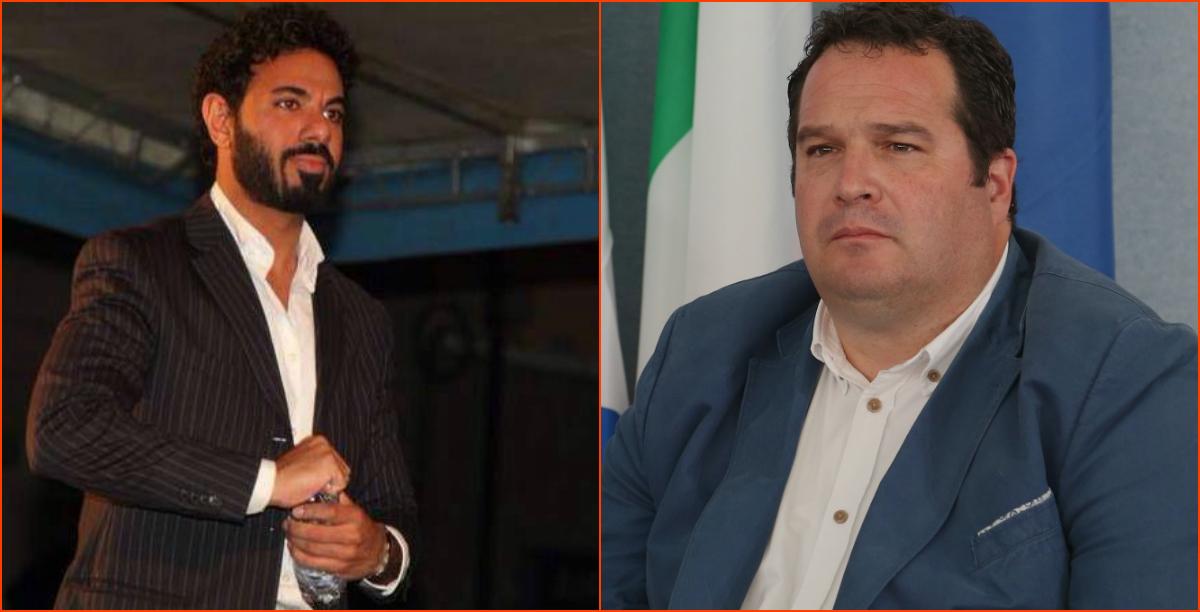 Giorgio Sorial e Claudio Durigon