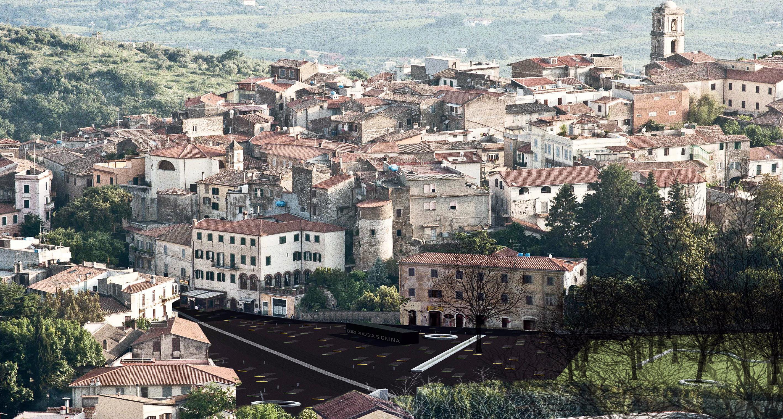 CONCORSO DI IDEE_PROGETTO VINCITORE CORI