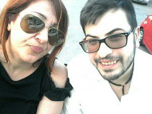 Olivia Costanzo e Nicola Perrino