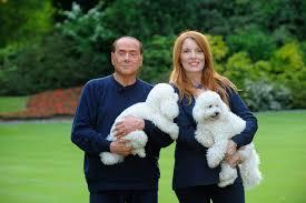 Silvio Berlusconi e Michela Vittoria Brambilla