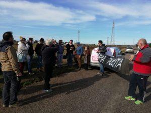 Alcune immagini dalla manifestazione del 4 febbraio