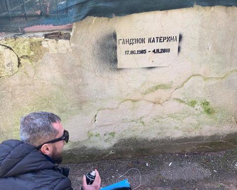 attivista ucraino