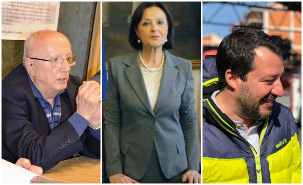 DiCesare,Trio e Salvini