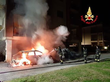 Incendio a Fondi 2