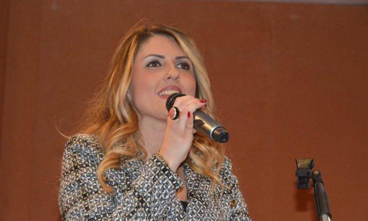 L'assessore regionale Alessandra Troncarelli