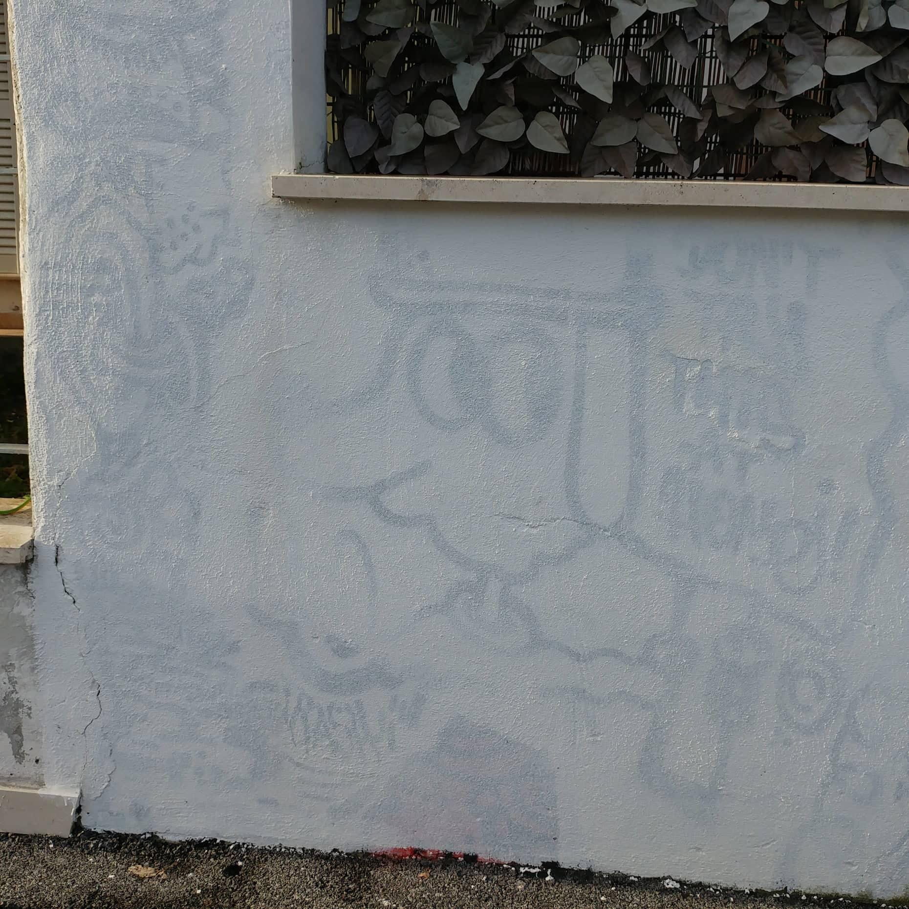 Murales acquedotto Latina 7