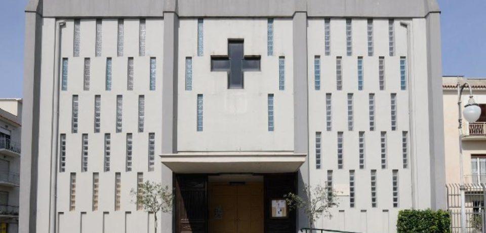 Scauri-Minturno-Chiesa-Sant-Albina