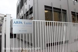Sede di Arpa Lazio