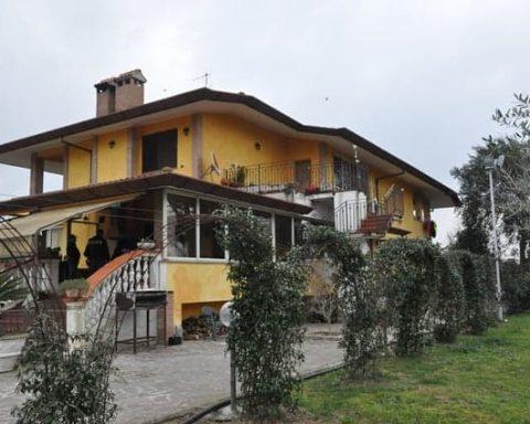 casa confiscata