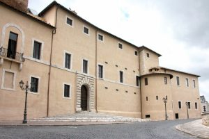 Palazzo Caetani a Cisterna di Latina