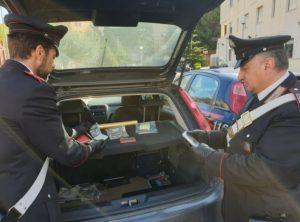 arrestato pusher ad Aprilia