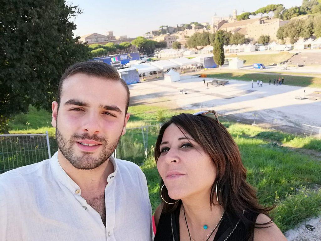 Francesco D'Alfonso e Marinella Pacifico