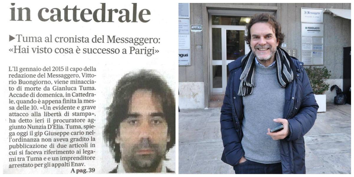 Gianluca Tuma e Vittorio Buongiorno