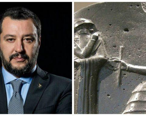 Matteo Salvini e Codice Hammurabi