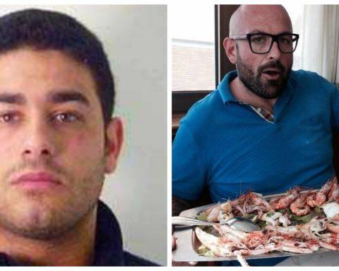 Renato Pugliese e Agostino Riccardo