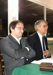 Salvatore La Penna e Claudio Moscardelli