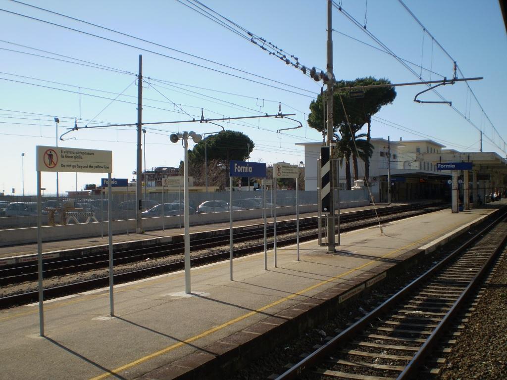 Stazione di Formia