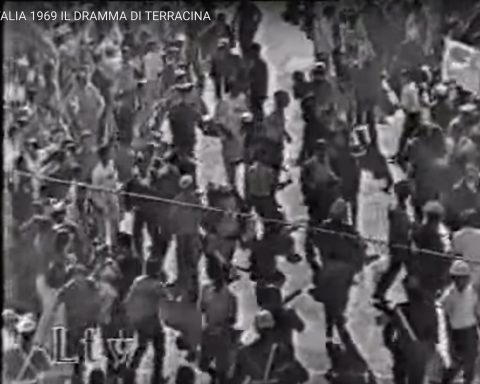 Tragedia di Terracina - Giro d'Italia 1969