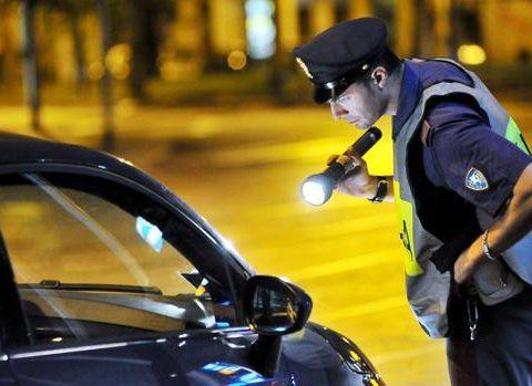 controlli della polizia a latina