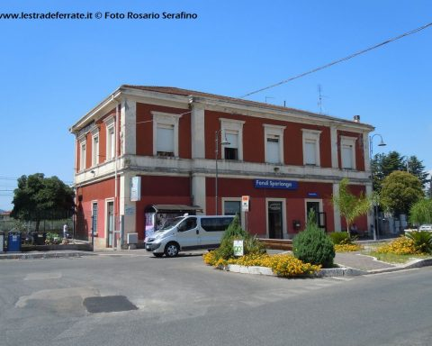 Stazione di Fondi