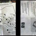 Cartina dei visitatori che si recano al sito di Tarquinia