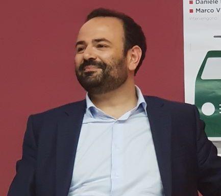 L'assessore ai Trasporti della Regione Lazio Mauro Alessandri