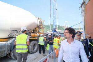 Danilo Toninelli, Ministro Infrastrutture e Trasporti