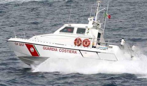 Guardia Costiera a Ponza