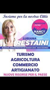Lubiana Restaini elettorale 3