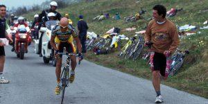 Pantani al Tour