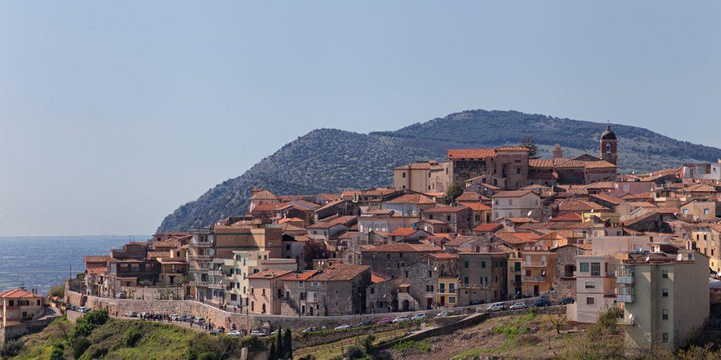 Sezze-Panorama