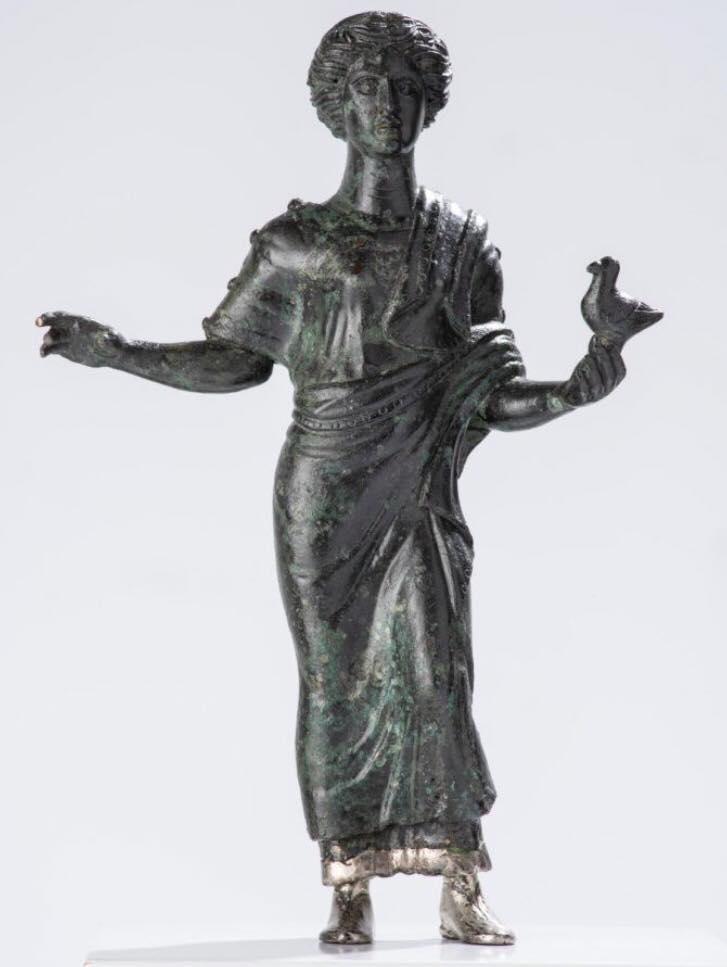Statuetta dell'antica Norba