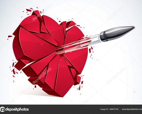 cuore e pallottole