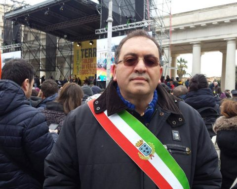 Antonio Terra sindaco di Aprilia