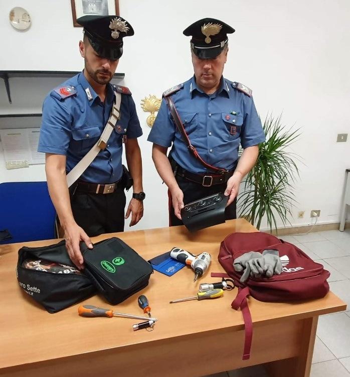 Carabinieri Scauri