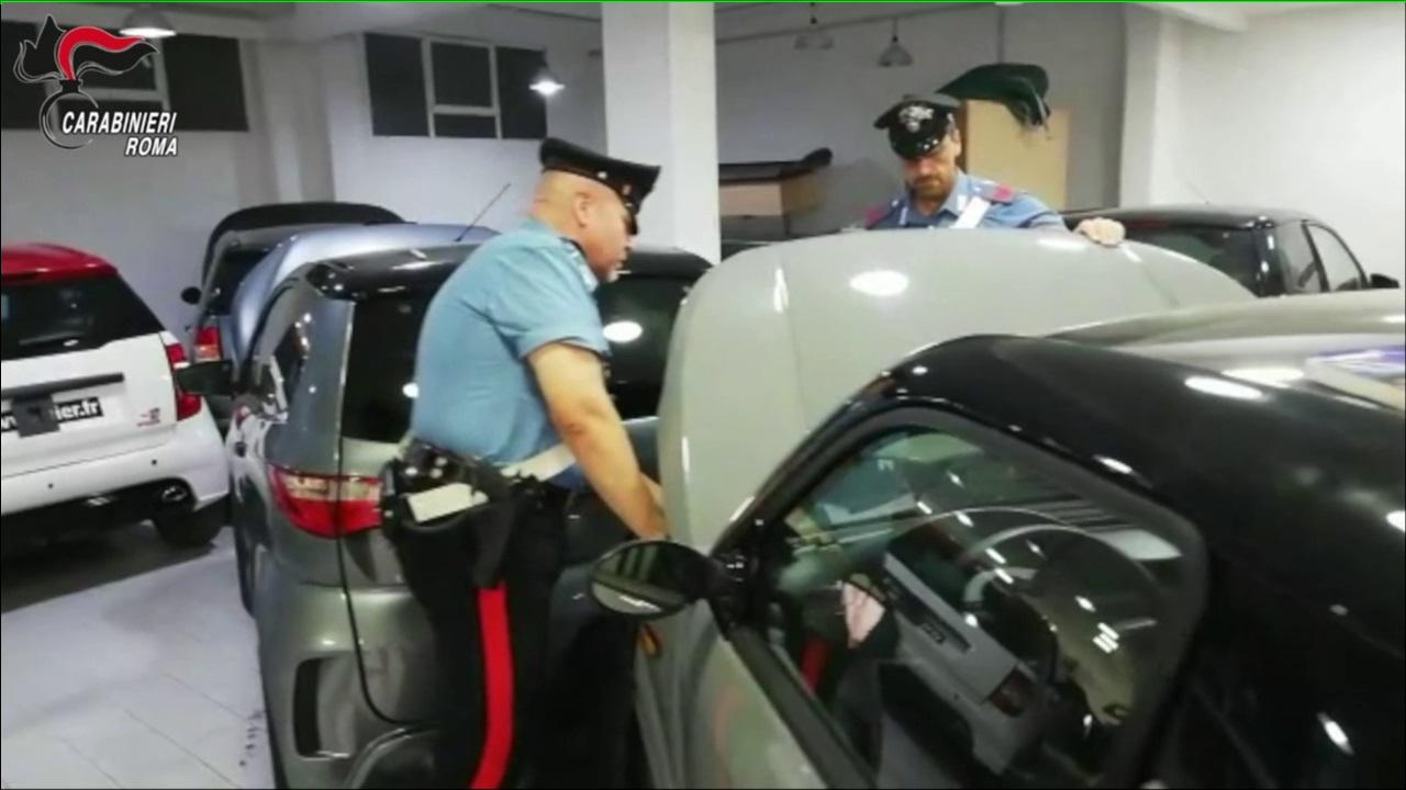 Carabinieri minicar